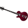 SWEDE BASS CHERRY RED HAGSTROM