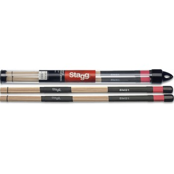 PAIRE DE RODS STAGG SMS1