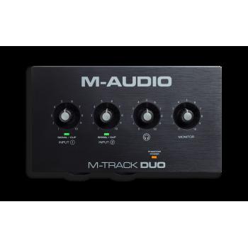 MTRACK-DUO M-AUDIO