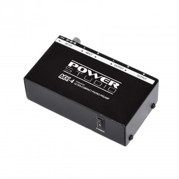 MX 4 AL POWER STUDIO