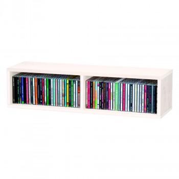 CD BOX 90 WHITE GLORIUS DJ
