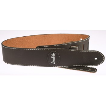 S&P Strap Mat Black Leather...