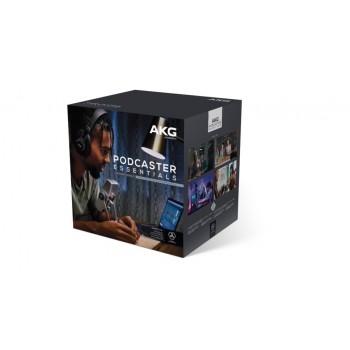 LYRA USB +  K361-BT Podcast Bundle AKG