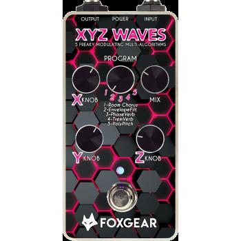 FOXGEAR XYZ WAVES