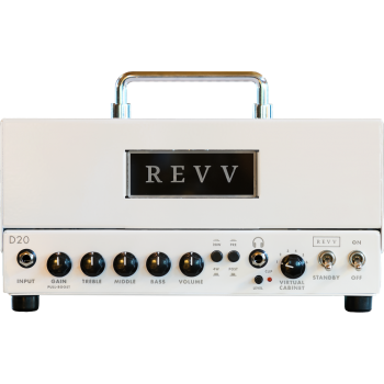 REVV REVV D20 WHITE