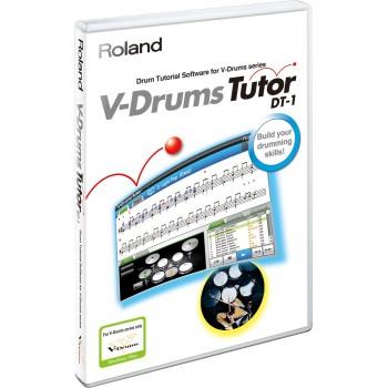 Logiciel V-Drums Tutor DT-1