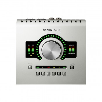 APOLLO TWIN USB HERITAGE EDITION UNIVERSAL AUDIO