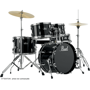 "BATTERIE PEARL ROADSHOW 18"" Jet Black"