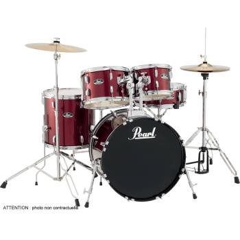 "BATTERIE PEARL ROADSHOW 20"" Red Wine"
