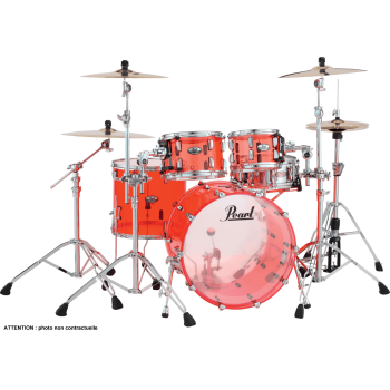 CRYSTAL BEAT RUBY RED PEARL 20''
