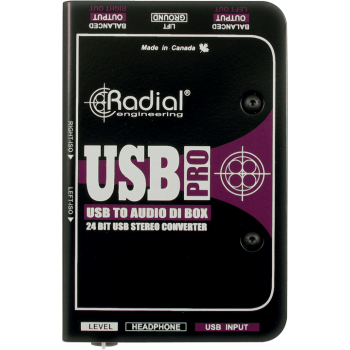 USB-PRO RADIAL