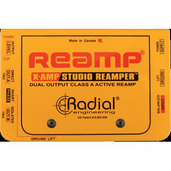 X-AMP RADIAL