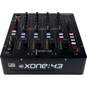 XONE-43  ALLEN & HEATH