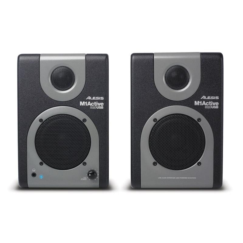 achat monitoring studio alesis m1 active 320 usb acheter poitiers. Black Bedroom Furniture Sets. Home Design Ideas