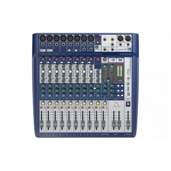 SIGNATURE 12  SOUNDCRAFT