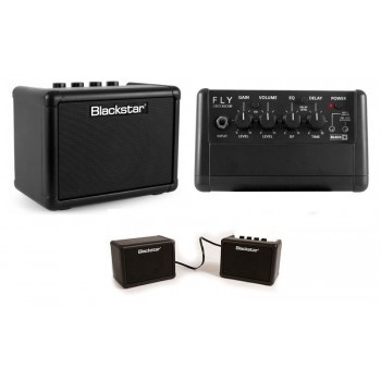 FLY STEREO PACK BLACKSTAR