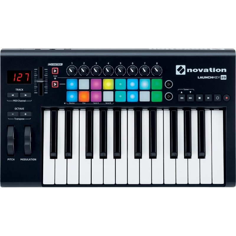 Launchkey Mini Mk2 : launchkey mini mk2 novation ~ Hamham.info Haus und Dekorationen