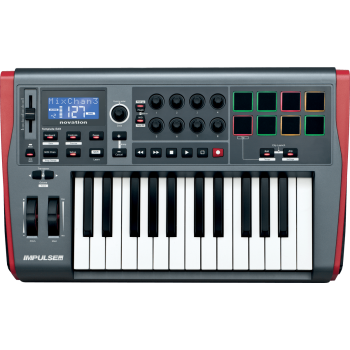 IMPULSE-25 NOVATION