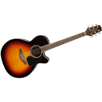 GN51CEBSB TAKAMINE Auditorium Brown Sunburst