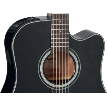 GD30CEBLK DREADNOUGHT...