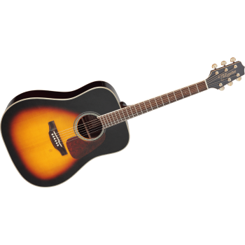 GD71BSB TAKAMINE Dreadnought Brown