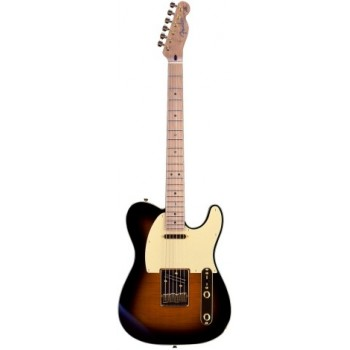 TELECASTER JAPAN ARTIST SIGNATURE RICHIE KOTZEN BROWN SUNBURST + ETUI