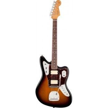 MEXICAN CLASSIC PLAYER JAGUAR KURT COBAIN SUNBURST + ETUI
