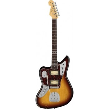 GAUCHER MEXICAN CLASSIC PLAYER JAGUAR KURT COBAIN SUNBURST + ETUI