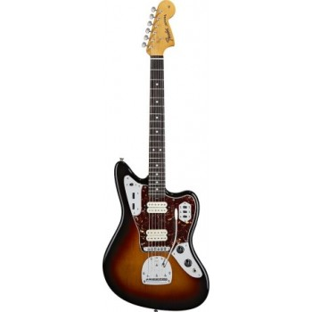 MEXICAN CLASSIC PLAYER JAGUAR HH SUNBURST + HOUSSE