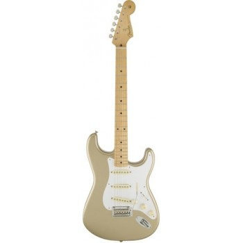 STRATOCASTER MEXICAN CLASSIC PLAYER 50S SHORELINE GOLD + HOUSSE