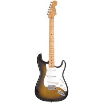 STRATOCASTER MEXICAN CLASSIC SERIES 50S SUNBURST + HOUSSE