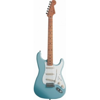 STRATOCASTER MEXICAN CLASSIC SERIES 50S DAPHNE BLUE + HOUSSE