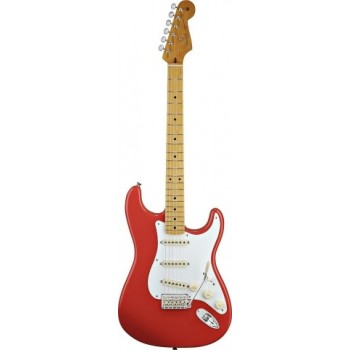 STRATOCASTER MEXICAN CLASSIC SERIES 50S FIESTA RED + HOUSSE