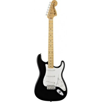 STRATOCASTER MEXICAN CLASSIC 70S BLACK
