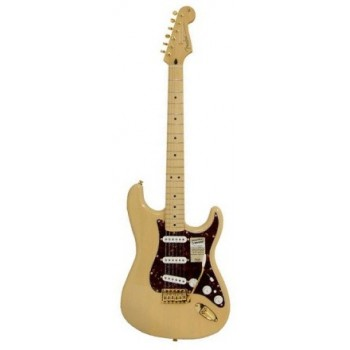 STRATOCASTER MEXICAN DELUXE PLAYERS HONEY BLONDE
