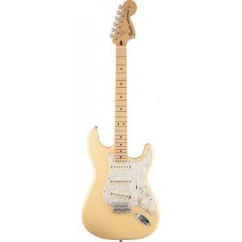 STRATOCASTER MEXICAN DELUXE ROADHOUSE WHITE