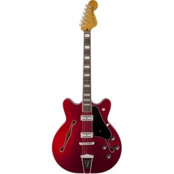 Coronado Guitar, Rosewood Fingerboard, Black