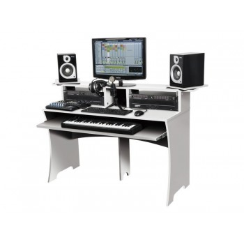 WORKBENCH WHITE GLORIUS DJ