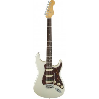 AMERICAN ELITE STRATOCASTER® HSS SHAWBUCKER OLYMPIC PEARL
