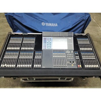 Yamaha M7CL-48 + Flight-Case occasion
