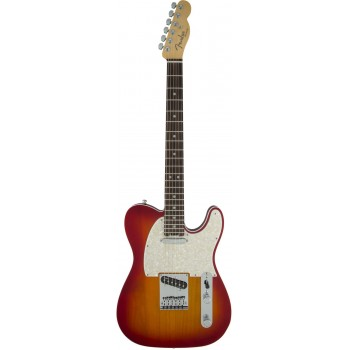 AMERICAN ELITE TELECASTER® ROSEWOOD AGED CHERRY BURST