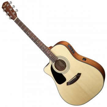 CD 100CE NATURAL FOLK FENDER