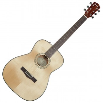 CJ 290 SCE JUMBO NATURAL FOLK ELECTRO FENDER