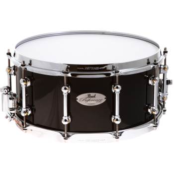 "PEARL REFERENCE PURE 14""X5"" BLACK CHERRY"