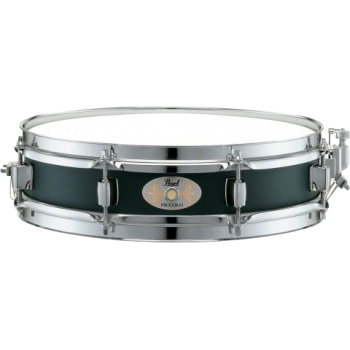 "PEARL PICCOLO 13X3"" PIANO BLACK"