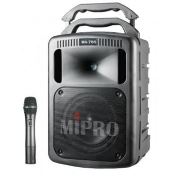 MIPRO MA708 PAD SONO PORTABLE