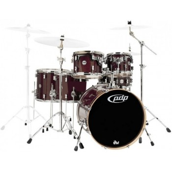CONCEPT MAPLE CM6 STUDIO22 SILVER TO BLACK SPARKLE FADE PDP