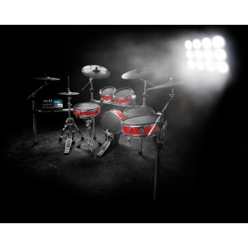 ALESIS STRIKE ZONE: kit 5 fûts / 3 cymbales