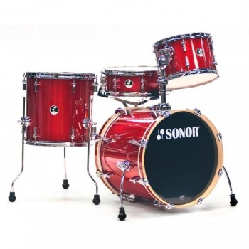 SAFARI SE 16 RED GALAXY SPARKLE SONOR