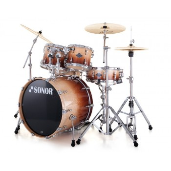 SELECT FORCE FUSION22 SMOOTH BROWN BURST SONOR